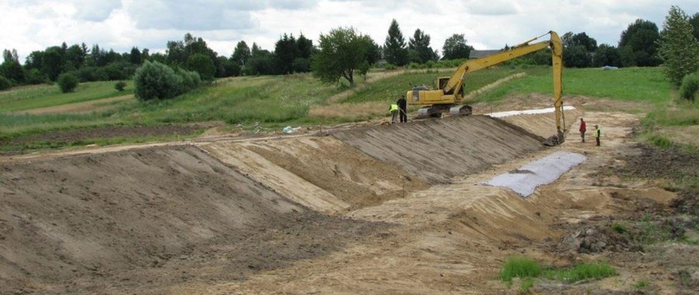 Budowa zbiornika małej retencji Czajki wraz z zakupem i montażem urządzeń monitoringu w Kraśniczynie