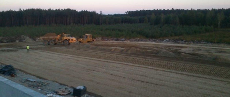 Budowa autostrady A4 na odcinku Brzesko-Wierzchosławice