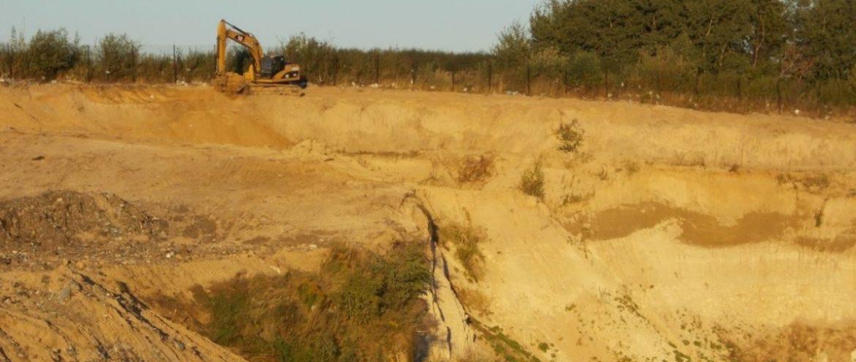 Zadanie nr 1.3 Budowa nowej kwatery składowania odpadów Regionalny Zakład Zagospodarowania Odpadów w Dębowcu